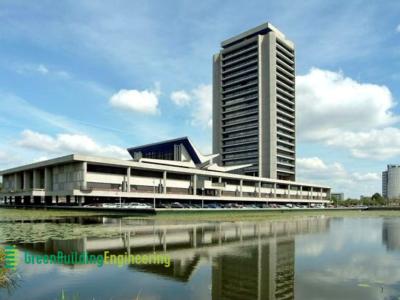 Provinciehuis NB